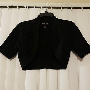 All Black Shrug